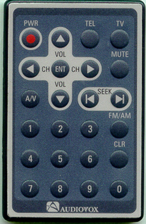 AUDIOVOX SJC9624 Genuine  OEM original Remote