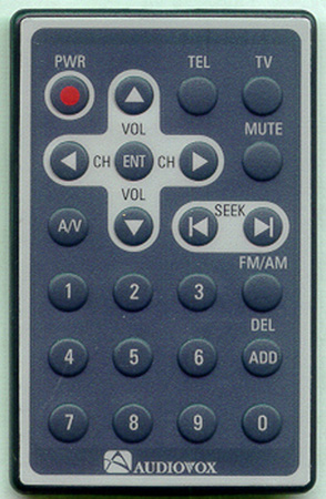 AUDIOVOX SJC9624REV1 Genuine  OEM original Remote