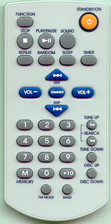 AUDIOVOX TK5001 Genuine OEM original Remote