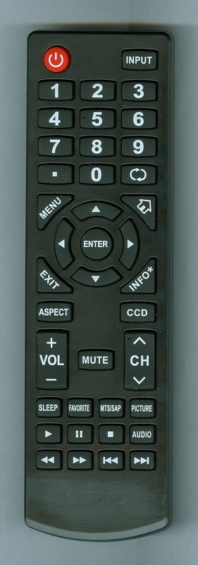 AVERA 24AER10 Genuine OEM original Remote