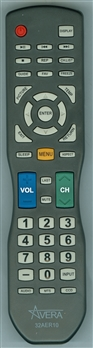 AVERA 32AER10 Refurbished Genuine OEM Original Remote