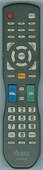 AVERA 40AER10 Refurbished Genuine OEM Original Remote