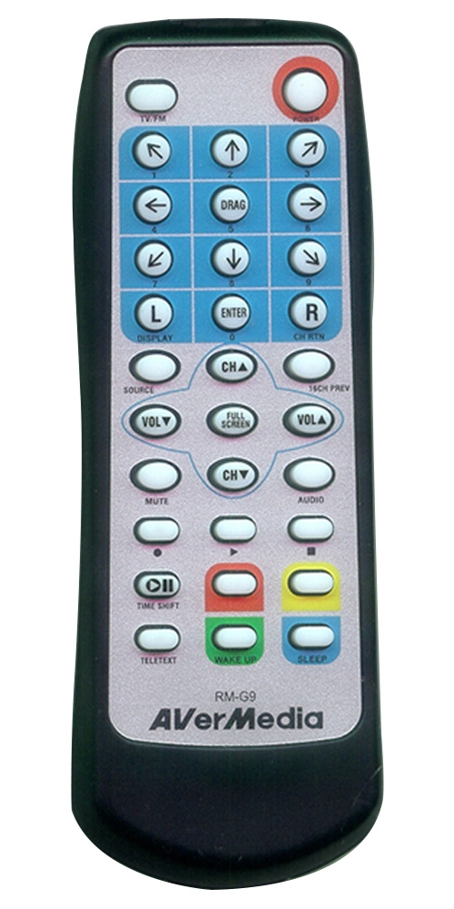 AVERMEDIA AVERTVGO007 RMG9 Genuine OEM original Remote
