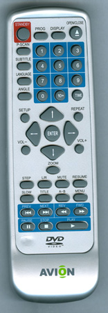 AVION DP200 Genuine  OEM original Remote