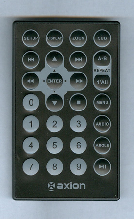 AXION AXN6879REMOTE Genuine OEM original Remote