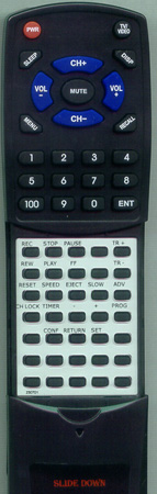 BELL & HOWELL 63058505 Custom Built Redi Remote