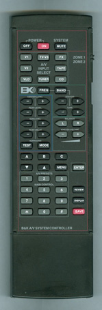 B & K 10878 Genuine  OEM original Remote