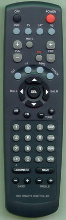 B & K PT5 Genuine  OEM original Remote