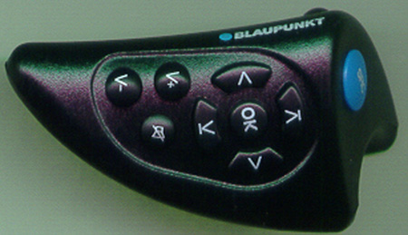 BLAUPUNKT 7607591510 RC10 Genuine  OEM original Remote
