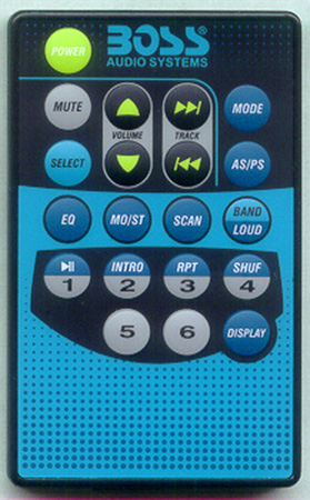 BOSS 814CA Genuine OEM original Remote
