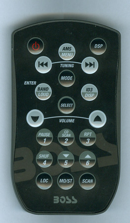 BOSS 638UA Genuine OEM original Remote