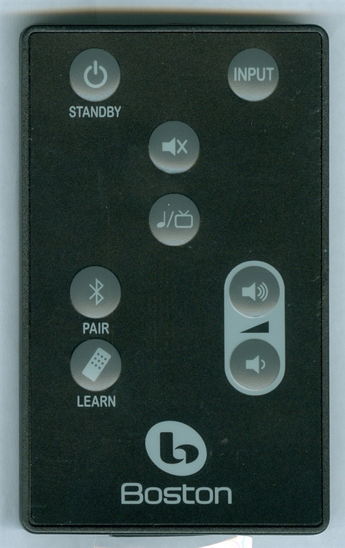 BOSTON ACOUSTIC 120-003555 Genuine OEM original Remote