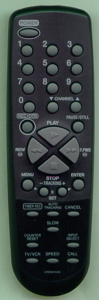BROKSONIC 076N0EA050 076N0EA050 Refurbished Genuine OEM Remote