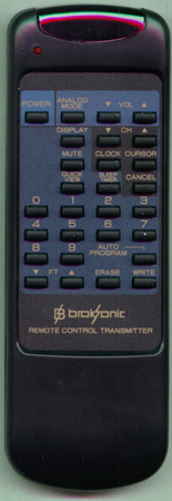 BROKSONIC RC-99 RC99 Genuine OEM original Remote