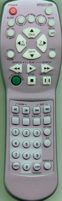 BROKSONIC 076X0FT010 HG23M00 Refurbished Genuine OEM Remote