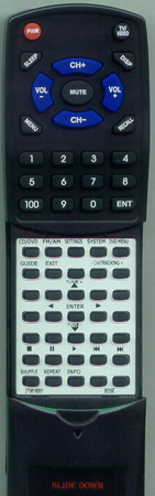 BOSE 270618-001 Custom Built Redi Remote