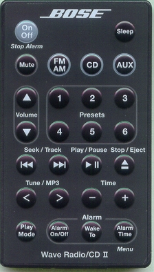 BOSE 035504 Genuine  OEM original Remote