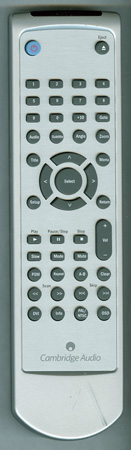 CAMBRIDGE AUDIO DVD79 RC-DVD79 Genuine OEM original Remote