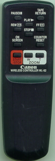 CANON DY4-4532-000 WL82 Refurbished Genuine OEM Original Remote