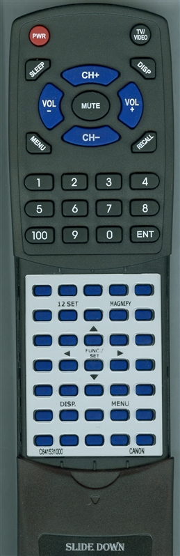 CANON C84-1531-000 WL-DC300 Custom Built Redi Remote