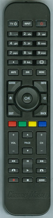 CHANNEL MASTER CM4513150 Genuine  OEM original Remote