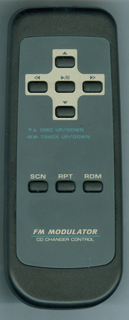 CLARION RCB131 RCB131 Genuine OEM original Remote