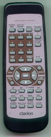 CLARION RCB177 RCB177 Genuine  OEM original Remote