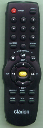 CLARION RCB735 RCB735 Genuine  OEM original Remote