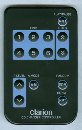 CLARION RCB044 Genuine OEM original Remote