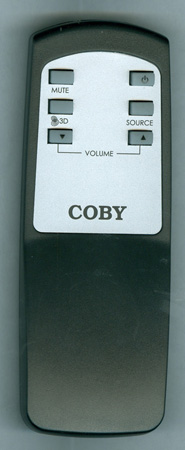 COBY CSMP88 Genuine  OEM original Remote
