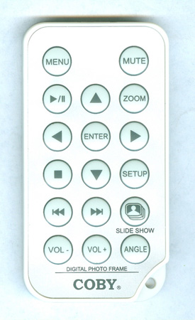 COBY DP-888 Genuine  OEM original Remote