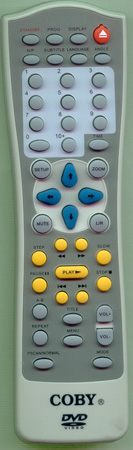 COBY DVD215 Genuine  OEM original Remote