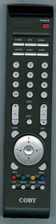 COBY LEDTV2435 Genuine  OEM original Remote