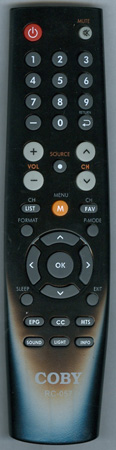 COBY RC-057 Genuine  OEM original Remote