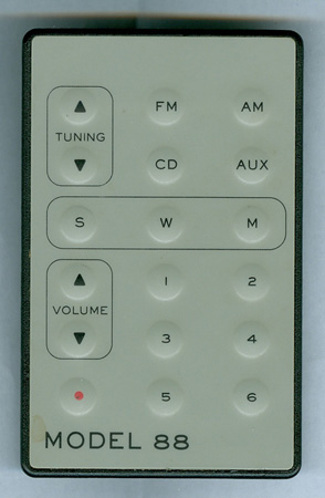 CAMBRIDGE SOUNDWORKS MODEL88REMOTE Genuine  OEM original Remote