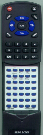 CAMBRIDGE SOUNDWORKS 5006010000001 Custom Built RediRemote