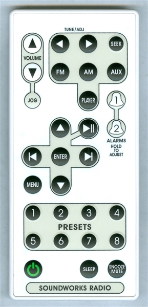 CAMBRIDGE SOUNDWORKS RADIO 735 Genuine  OEM original Remote