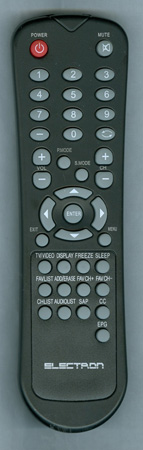 CURTIS INTERNATIONAL LCD3717EA Genuine  OEM original Remote