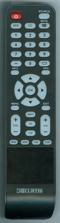 CURTIS INTERNATIONAL LCD4299A Genuine OEM original Remote
