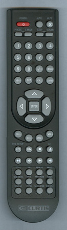 CURTIS INTERNATIONAL LCDVD198 Genuine OEM original Remote
