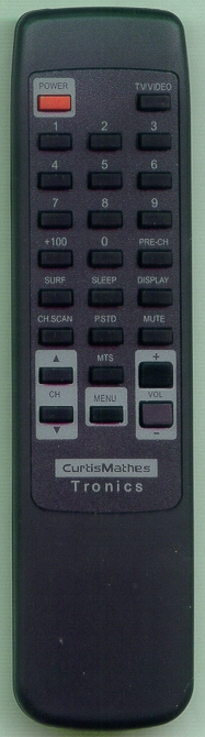 CURTIS MATHES AA59-00213A Genuine OEM original Remote