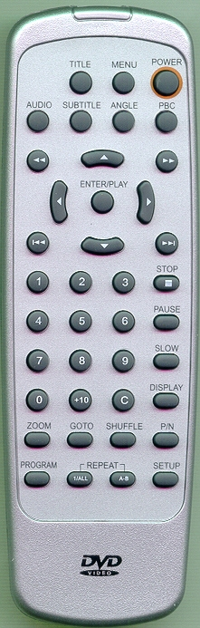 CYBERHOME MP016 Refurbished Genuine OEM Original Remote