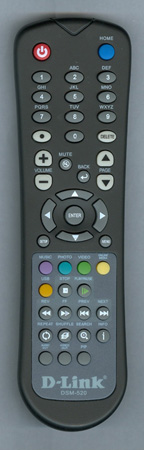 D-LINK DSM-14 DSM520 Genuine  OEM original Remote