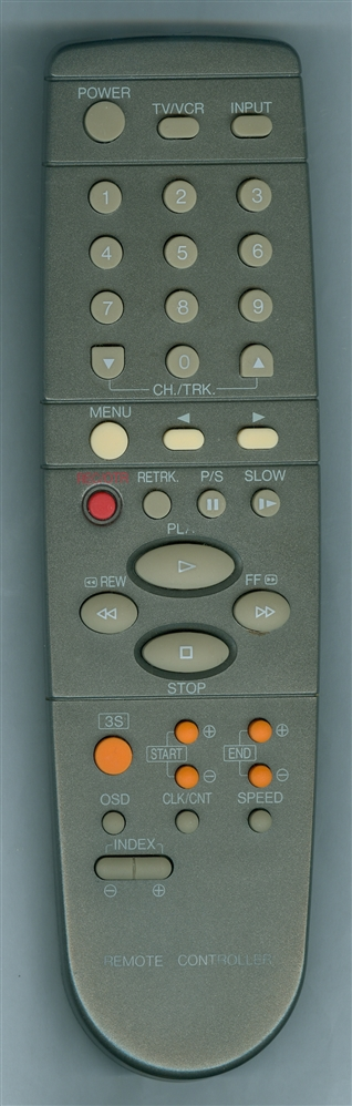 DAEWOO 97P1R80A00 Refurbished Genuine OEM Original Remote