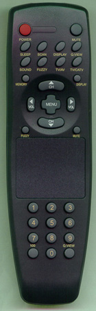 DAEWOO CTS2090 Genuine  OEM original Remote