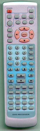 DAEWOO DV115REMOTE Genuine  OEM original Remote