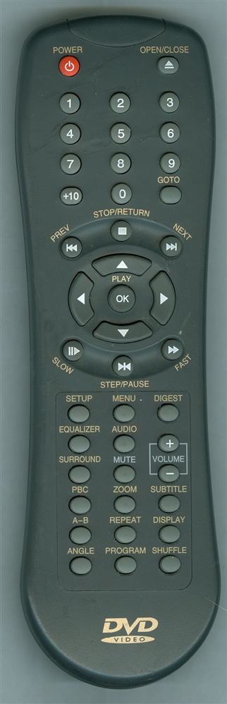 DAEWOO R806 Refurbished Genuine OEM Original Remote