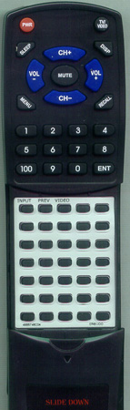 DAEWOO 48B5748C04 Custom Built Redi Remote