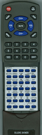 DAEWOO 97P1R40T01 Custom Built Redi Remote
