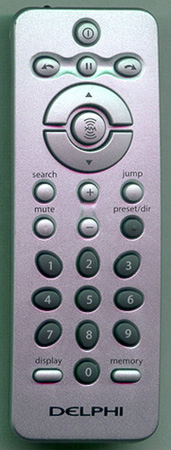 DELPHI OTZ00225S Genuine  OEM original Remote